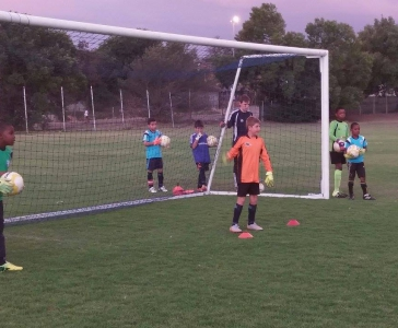 Training with Andre_10