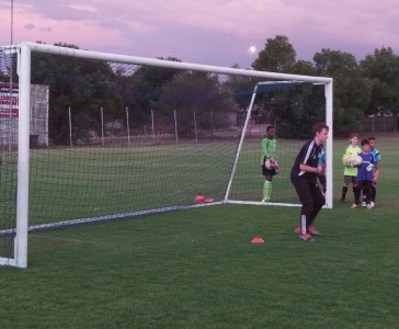 Training with Andre_5